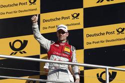 Champions Podium: third place Jamie Green, Audi Sport Team Rosberg, Audi RS 5 DTM