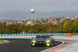 BMW M8 GTE, test Hungaroring