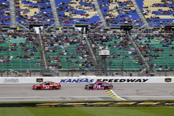 Brandon Jones, Richard Childress Racing Chevrolet, Matt Tifft, Joe Gibbs Racing Toyota