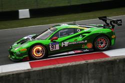#91 Rossocorsa Ferrari 488: Philipp Baron