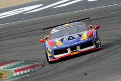 #70 Scuderia Autoropa Ferrari 488: Martin Nelson