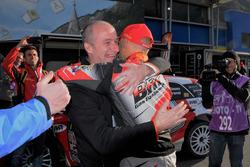 Luca Grilli e Giandomenico Basso, BRC Racing
