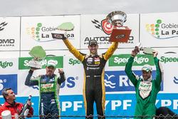 Facundo Ardusso, Renault Sport Torino, Agustin Canapino, Jet Racing Chevrolet, Gaston Mazzacane, Coiro Dole Racing Chevrolet