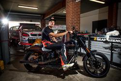 BJR Harley-Davidson renk düzeni tanıtımı