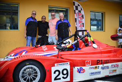 #29 FP1 Ligier JS51, Brian Fowler, Ligier USA