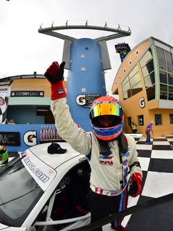 #41 MP1B Porsche, David Tuaty and Adam Yunis, TLM Racing