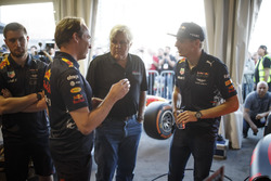 Max Verstappen, Red Bull Racing ve Jay Leno