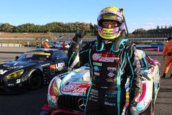 #4 Goodsmile Racing & Team Ukyo Mercedes SLS AMG GT3: Tatsuya Kataoka