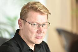 Mika Hakkinen India visit
