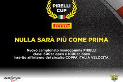 Annuncio Pirelli Cup