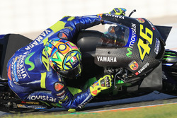 MotoGP-Test in Valencia, November