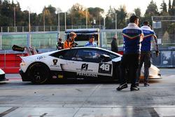 #48 Antonelli Motorsport: Juan Perez, Corey Lewis