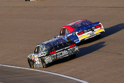 Casey Mears, Biagi-DenBeste Racing Ford and Ty Majeski, Roush Fenway Racing Ford