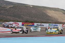 Matias Rossi, Nova Racing Ford, Carlos Okulovich, Maquin Parts Racing Torino, Omar Martinez, Martinez Competicion Ford, Christian Ledesma, Las Toscas Racing Chevrolet