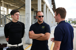 Aston Martin Racing Sebring test