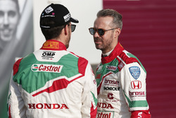 Esteban Guerrieri, Honda Racing Team JAS, Honda Civic WTCC, Tiago Monteiro, Honda Racing Team JAS, Honda Civic WTCC