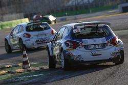 Robert Consani, Thibault de la Haye, Peugeot 208 T16