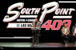 Las Vegas Motor Speedway announcement