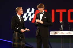 David Coulthard interviewe Marcus Gronholm