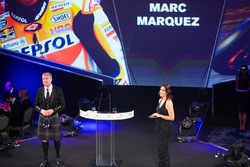 Rider of the Year is awarded to Marc Marquez