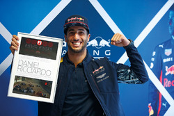 Daniel Ricciardo, Red Bull Racing, Overtake of the Year 2017