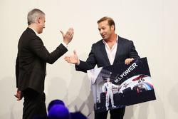 Jens Marquardt, directeur BMW Motorsport, Bill Auberlen