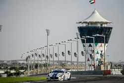 #93 Villorba Corse Maserati MC GT4: Manuela Gostner, Jon Aizpurura, Christian Kinch, Tommy Lindroth