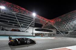 #46 Target Racing Lamborghini Huracan ST: Sarun Sereethoranakul, Karim Al Azhari, Jan Lammers