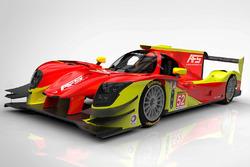 Presentazione AFS/PR1 Mathiasen Motorsports