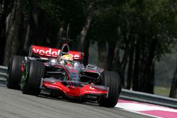 Lewis Hamilton, McLaren MP4/23