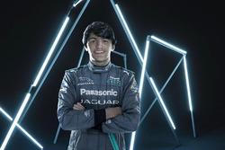 Peluncuran mobil Formula E Jaguar