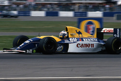Ален Прост, Williams FW15C