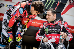 #5 Monster Energy Honda Team Honda: Хоан Барреда, #6 Monster Energy Honda Team Honda: Паулу Гонсалвеш