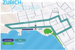 Zurich ePrix track layout unveil