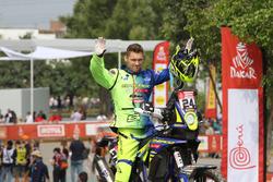 Адриен Метж, Sherco TVS Rally Factory, Sherco TVS (№24)