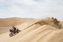 #35 KTM: Loic Minaudier