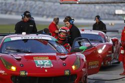 Daytona, januári teszt