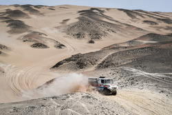 Маурик ван ден Хёвел, Вилко ван Орт, Мартейн ван Роэй, DakarSpeed, Scania Torpedo T4.2 Rallytruck (№516)