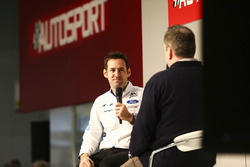 Richard Millener talks to Henry Hope-Frost on the Autosport Stage