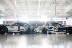 Kyle Larson, Jamie McMurray, Chip Ganassi Racing Chevrolet
