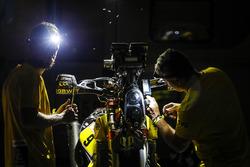 Slovnaft Rally Team mechanics