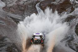 Петер ван Меркстейн и Мацей Мартон, Overdrive Toyota, Toyota Hilux (№334)