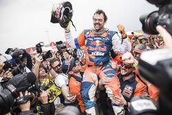 Winnaar motoren: Matthias Walkner, Red Bull KTM Factory Team