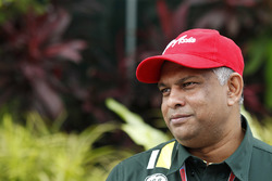 Tony Fernandes, director de Caterham F1