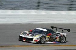 #14 Ferrari of Newport Beach Ferrari 488: Brent Holden