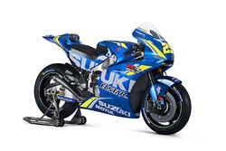 Präsentation: Suzuki MotoGP