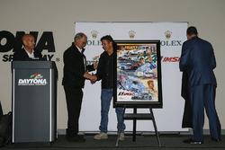 Scott Pruett Special Award, Presented by IMSA's Scott Atherton