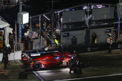 Pitstop, #55 Mazda Team Joest Mazda DPi, P: Jonathan Bomarito, Spencer Pigot, Harry Tincknell