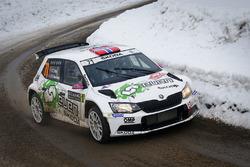 Оле-Христиан Вейбю и Стиг Руне Скьярмоэн, Škoda Fabia R5