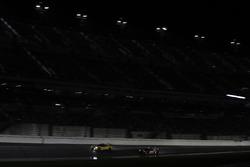 #3 Corvette Racing Chevrolet Corvette C7.R, GTLM: Antonio Garcia, Jan Magnussen, Mike Rockenfeller, #48 Paul Miller Racing Lamborghini Huracan GT3, GTD: Madison Snow, Bryan Sellers, Andrea Caldarelli, Bryce Miller